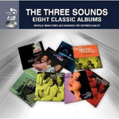 The 3 Sounds: Eight Classic Albums