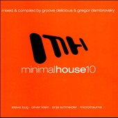 Various Artists: Minimal House, Vol. 10