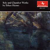 Haimo: Solo and Chamber Works / Salwen, Cerny, Resick, et al