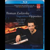 Schuman, Liszt: Ingenious Opposites