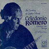 An Evening of Guitar Music / Celedonio Romero