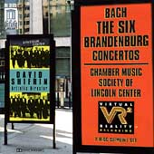 Bach: The Six Brandenburg Concertos / CMS of Lincoln Center