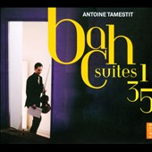 J.S. Bach: Cello Suites Nos. 1, 3 & 5  Antoine Tamestit