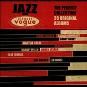 Various Artists: Jazz On Disques Vogue: The Perfect Collection - 35 Original Albums