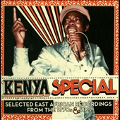 Various Artists: Kenya Special: Selected East African Recordings from the 1970s & '80s