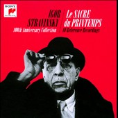 Stravinsky: The Rite of Spring - 100th Anniversary Edition, 10 Reference Recordings from Stokowski, Stravinsky, Monteaux, Ozawa, Boulez, Salaonen, Bernstein, Tilson-Thomas