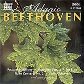 Adagio Beethoven: Pastoral Symphony, Moonlight Sonata, etc