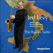 Jed Levy/Jed Levy Quartet: The Italian Suite