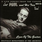 Les Paul: Live: Czar of the Guitar