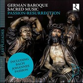 German Baroque Sacred Music: Passion-Resurrection / Les Pleiades [7 CDs]