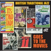 Various Artists: British Traditional Jazz Goes to the Movies