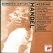 Bernstein Century - Handel: Messiah /Addison, Oberlin, et al