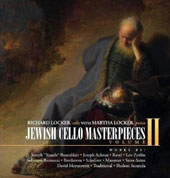 Jewish Cello Masterpieces, Vol. 2