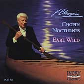 The Romantic Master - Chopin: Nocturnes / Earl Wild