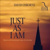 David Osborne: Just As I Am