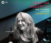 Martha Argerich and Friends: Live from the Lugano Festival 2010