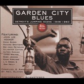 Various Artists: GARDENCITYBLUESDETROITSJUMPINGSCENE19481960 [Box]
