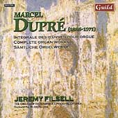 Dupr&#233;: Complete Organ Works Vol 3 / Jeremy Filsell