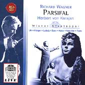Wagner: Parsifal / Karajan, Waechter, Hotter, Franc, Uhl