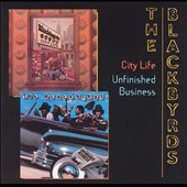 The Blackbyrds: City Life/Unfinished Business