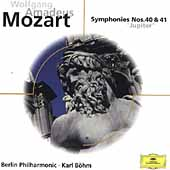 Eloquence - Mozart: Symphony no 40 & 41, etc / B&#246;hm, Berlin
