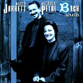 Bach: Sonatas / Keith Jarrett, Michala Petri