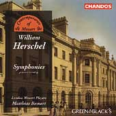 Herschel: Symphonies / Bamert, London Mozart