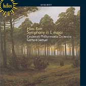 Rott: Symphony in E Major / Gerhard Samuel, Cincinnati PO