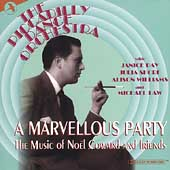 Piccadilly Dance Orchestra: A Marvellous Party *
