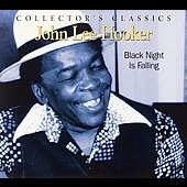 John Lee Hooker: Black Night Is Falling