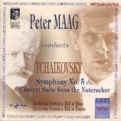 Tchaikovsky: Symphony no 5 / Peter Maag, et al