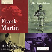 The Sixteen Edition - Martin: Mass for Double Choir, etc