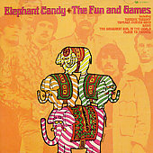 The Fun and Games: Elephant Candy