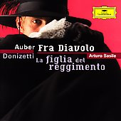Auber: Fra Diavolo;  Donizetti / Basile, et al
