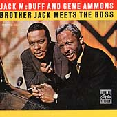 Jack McDuff: Brother Jack Meets the Boss