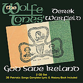 Derek Warfield: God Save Ireland