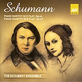 Schumann: Piano Quartet & Quintet / Schubert Ensemble
