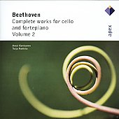 Beethoven: Complete Works For Cello & Piano V.2