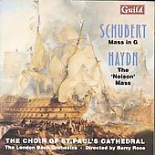 Schubert: Mass/Haydn: Mass