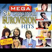 Various Artists: 80 Original Eurovision Hits