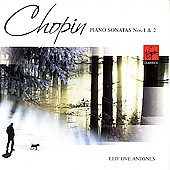 Chopin: Piano Sonatas no 1 & 2 / Leif Ove Andsnes
