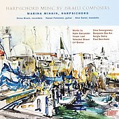 Music by Israeli Composers - Leef, et al / Bruck, et al