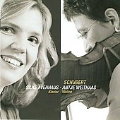 Schubert: Works for Violin & Piano / Weithaas, Avenhaus