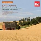 EMI American Classics - John Adams / Sir Simon Rattle, Christopher Warren-Green, London Chamber Orchestra, City of Birmingham SO, et al