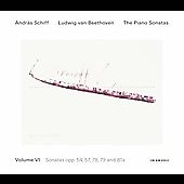 Beethoven: The Piano Sonatas Vol 6 / András Schiff