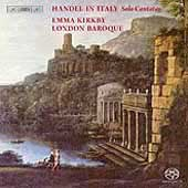 Handel in Italy - Solo Cantatas / Kirkby, London Baroque