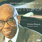Walker: Address for Orchestra, Overture, Sinfonia no 1 & 3, etc /  Hobson, Sinfonia Varsovia