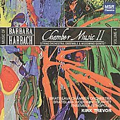 Barbara Harbach, Volume 4 - Chamber Music 2