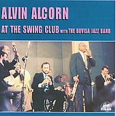 Alvin Alcorn: At the Swing Club with the Bovisa Jazz Band