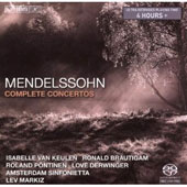 Mendelssohn: Complete Concertos [SACD]